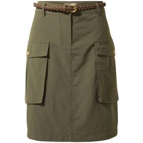 Craghoppers NosiLife Savannah Skirt Dam mid khaki
